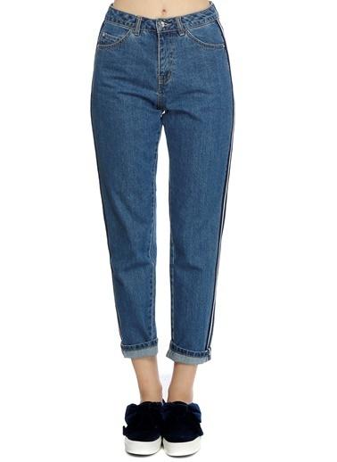 Vero Moda Jean Pantolon Lacivert